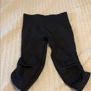 Lululemon pants - dark gray